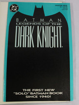 Batman: Legends Of The Dark Knight, Special #1 edition1989 blue Cover Comic book - $19.95