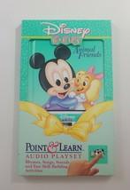 Disney Babies Animal Friends Point & Learn Audio Playset - $35.06