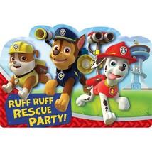 8 Paw Patrol Puppy Pets Birthday Party Invite Invitations Cards plus Envelopes - $3.95