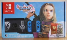Nintendo HAD-S-KBAEA Switch Dragon Quest XI s Lotto Edition Game Console - Blue - $998.62