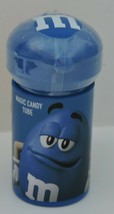 2020 M&M'S BLUE CHARACTER LIMITED EDITION MAGIC CANDY TUBE CANDY DISPENSER - $8.00
