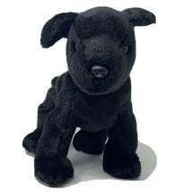 "Ty Beanie Buddies Luke the Black Lab 11"" Soft Stuffed Animal Dog Retired - $12.99"