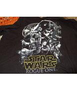 Star Wars T-shirt Rogue One (Size XL) - $12.00