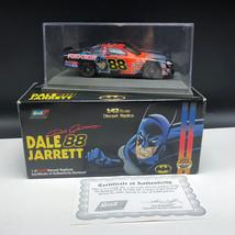 Revell Diecast Car Batman Dc Comics Model 1:43 Scale Atlas Dale Jarrett Gotham - $47.52