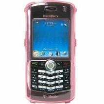Snap On Transparent Case for BlackBerry 8100 - $13.99