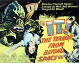 IT! THE TERROR FROM BEYOND SPACE (1958) Sci-Fi B-Movie - Buy 2 DVD's, Get 1 FREE