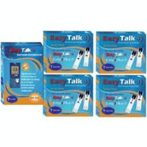 Free Easy Talk Meter w/ 200Ct Test Strips - $36.99