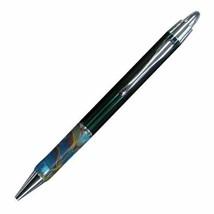 OHTO-stationery-Ballpoint pen AT-5R201B Green(medium) black - $7.75