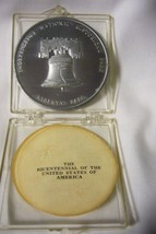 1976 Bicentennial of US Independence  Park Coin image 1