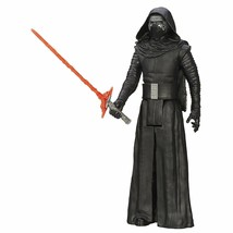 Disney Star Wars The Force Awakens Kylo Ren 12 inch Poseable Action Figure  - $24.70