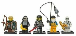 Lego VIP Top 5 Boxed Minifigure Collection - $51.97