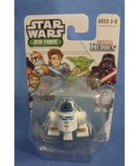 Toys Hasbro NIB Star Wars Jedi Force Playskool Heroes R2 D2 - $7.95