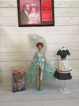 I Love Lucy Doll by Franklin Mint with extra Outfit and Collectibles - $97.02