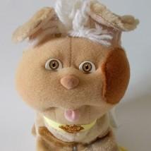 Vintage Cabbage Patch Kids Pets Puppy Dog Plush Light Brown 1986 - $24.74
