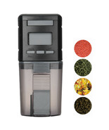 Automatic Fish Feeder Programmable Fish Food Dispenser Multi-Functional ... - $34.64