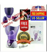 Face Steamer Facial Sauna, Cleaning Beauty Face Device - REJUVENATION sk... - $21.24