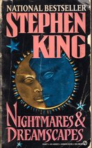 NightMares & Dreamscapes By Stephen King - $4.95