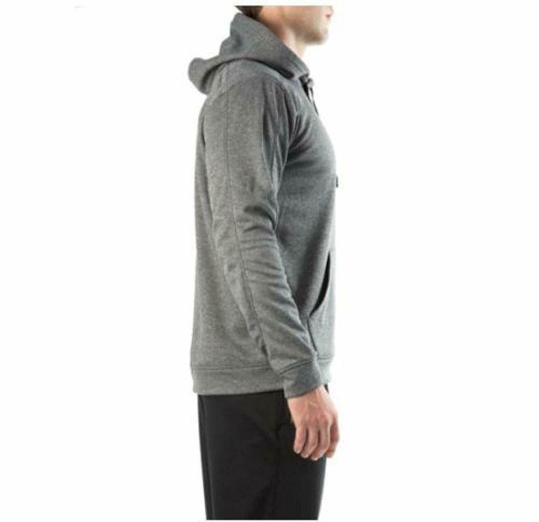 Champion Men's Hoodie Pullover , Color:Granite , Size :Medium