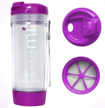 FRUIT INFUSER Water Bottle Tumbler with a Lid | 100% BPA FREE | Our Best... - $31.18