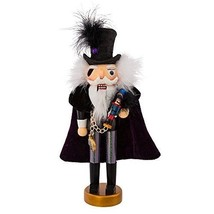 Kurt Adler Nutcracker Hollywood Decoration Small Wooden 12 Inch Collecti... - $37.35
