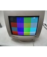 """Compaq Persario V410e 14"""" Retro Gaming VGA CRT Monitor with Stand - $98.10"""