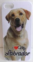 I Love My Golden Labrador Hard Case for iPhone 5 - $9.99