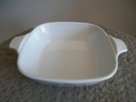 Corning Cornflower 1 3/4 cup square dish 1 available - $5.79