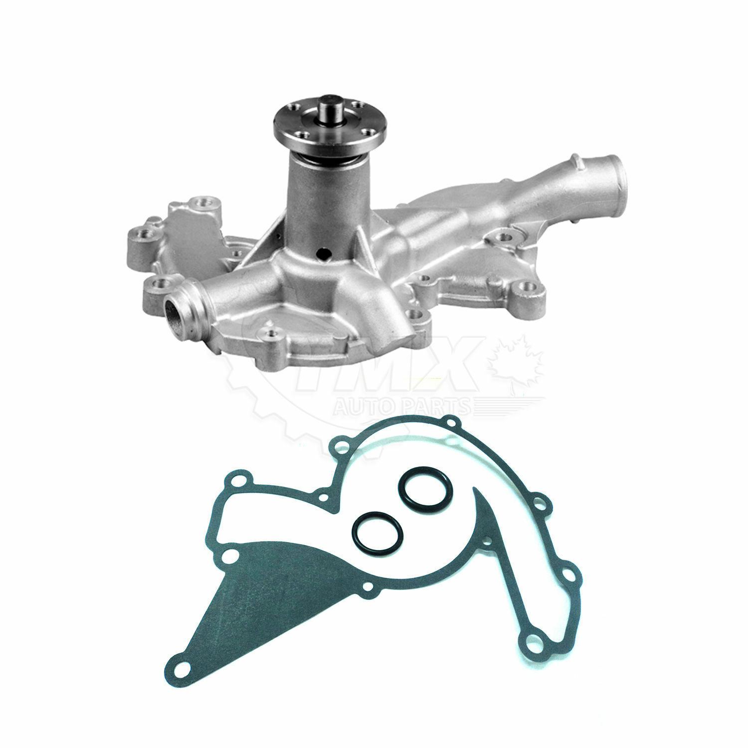7-1340 GMC Water Pump, Remanufactured By Arrow 3634552, 3634580