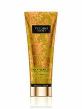 Victoria's Secret Rich Vanilla Limited Edition 8.0 Fluid Ounces Fragrance Lotion - $18.95