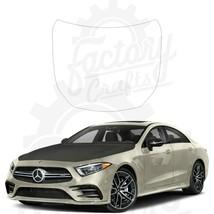 Carbon Fiber Vinyl Decal Hood Wrap for Mercedes-Benz CLS AMG 53 2020 - $247.45