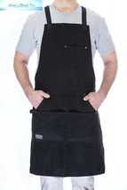 Hudson Durable Goods - Professional Grade Chef Apron for Kitchen, BBQ, a... - $38.99