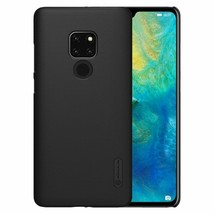 Huawei Mate 20 X Case Pro Frosted Hard Plastic Back Gift - $18.40