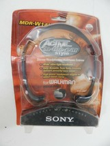 New Sony MDR-W14L Headphones Mega Bass Active in The Ear ( Sony MDR-W08L... - $3.568,86 MXN