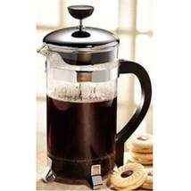 EPOCA Primula 8c Coffee Press Chrome (PCP-6408) - $35.24