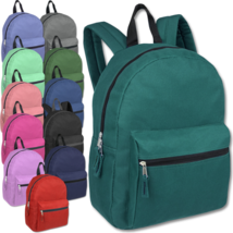 Wholesale 15 Inch 12 Color Variety Trailmaker Backpack Case - $103.90