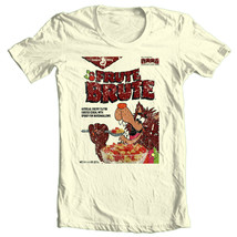 Frute Brute T-shirt Monster Cereal box Boo Berry Chocula retro 80s cotton tee image 2