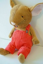 "If You Give A Mouse A Cookie Plush Doll - Laura Numeroff 14"" - Kohl's C... - $13.83"