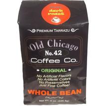 Old Chicago Coffee No. 42 - Dark Roasted Coffee Beans - Premium Tarrazu - $8.65