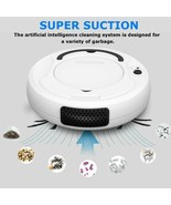Automatic Clean Robot Smart Robot Vacuum Cleaner Automatic Multi-Surface... - $63.99