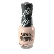 Orly Breathable Treatment & Color Nail Polish 20966 Sheer Luck - $8.79