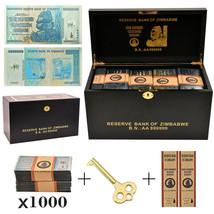 WR 1000pcs Rhinoceros Zimbabwe 100 Quintillion Dollars Silver Banknotes ... - $999.00