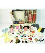 1960'S HUGE LOT VINTAGE BARBIE MIDGE KEN MATTEL LABELS FASHION CLOTHING ACC - $1,441.25