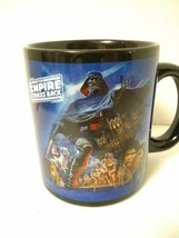 STAR WARS The Empire Strikes Back Sci Fi Movie 12 oz CERAMIC COFFEE MUG  - ₹844.28 INR