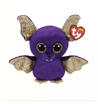 Ty Beanie Boos COUNT The Bat New with Tags - $10.68