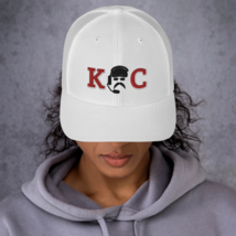 Kansas City Hat / Chiefs Hat / Andy Reid's Trucker Cap image 3