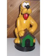 Pluto dog Green house Vintage Walt Disney Predictions  WDP Piggy bank - $19.99