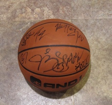 2017-18 MINNESOTA TIMBERWOLVES TEAM MULTI SIGNED AUTOGRAPHED BASKETBALL ... - $275.00
