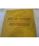 Vintage The Skippy Peanut Butter Art of Cookery & Accomplished Gentlewom... - $9.99