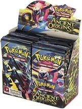 Ancient Origins 5 Booster Pack Lot POKEMON TCG Trading Cards - $19.99