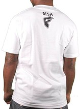 Famous Stars & Straps Blanc/Noir Homme Msa Kills Manny Santiago T-Shirt Skate image 2